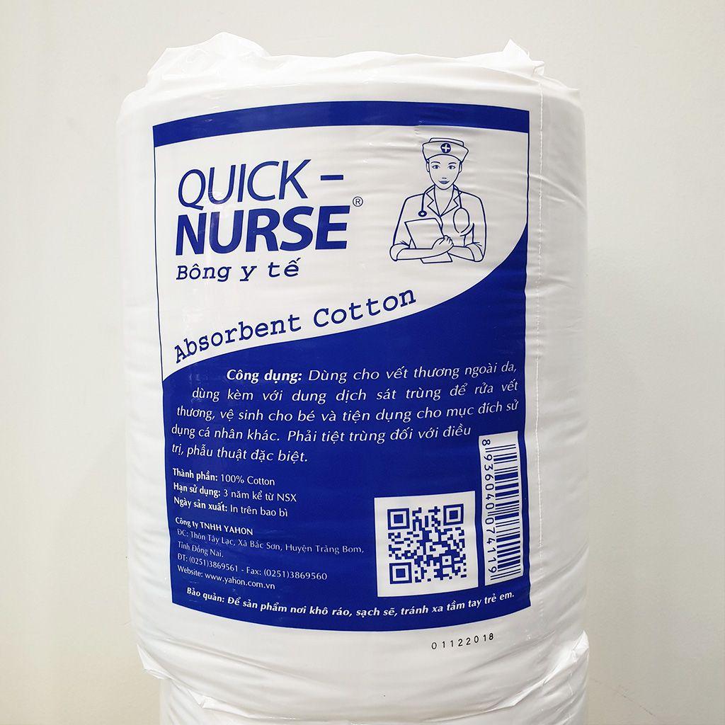 Bông y tế cuộn 1kg