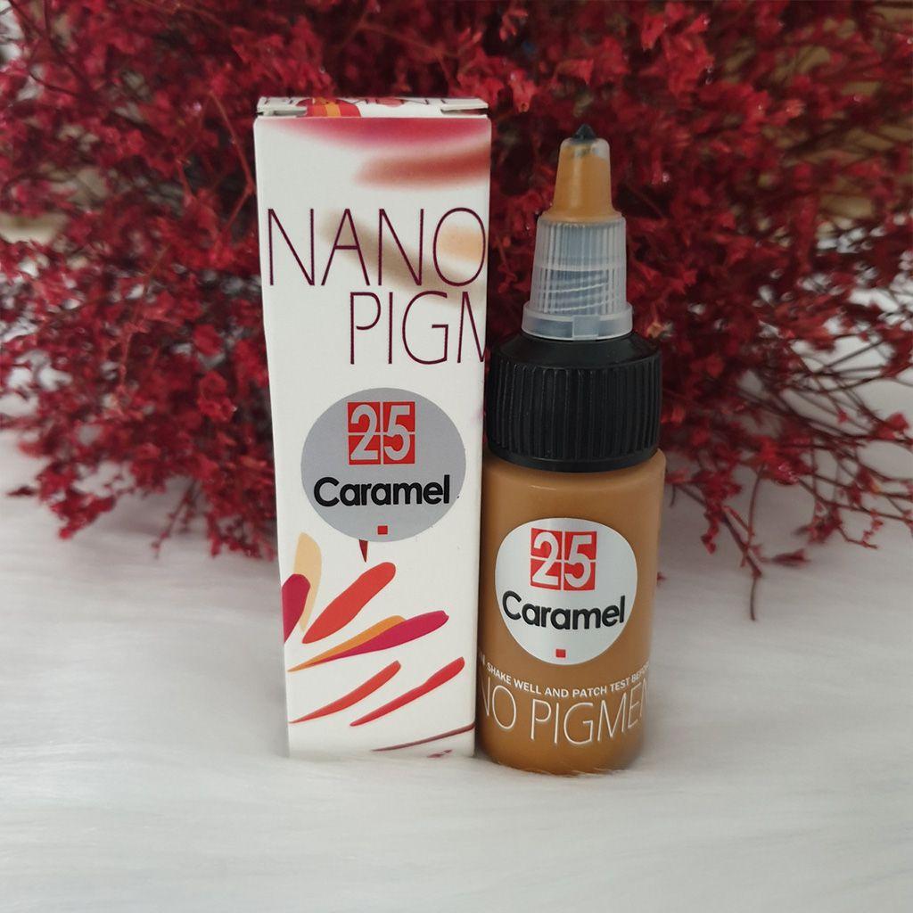 Mực phun xăm Bella, Mực phun xăm Nano 25