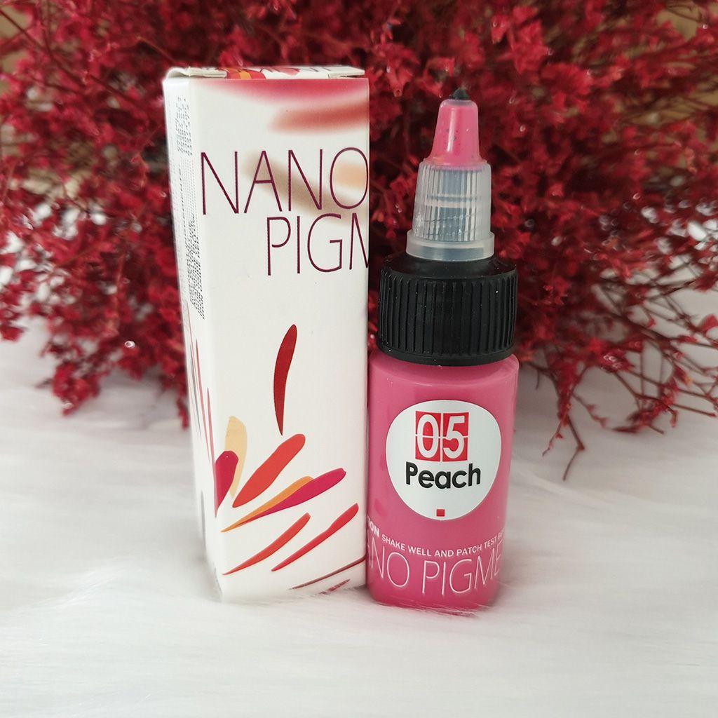 Mực phun xăm Nano 05 – Peach