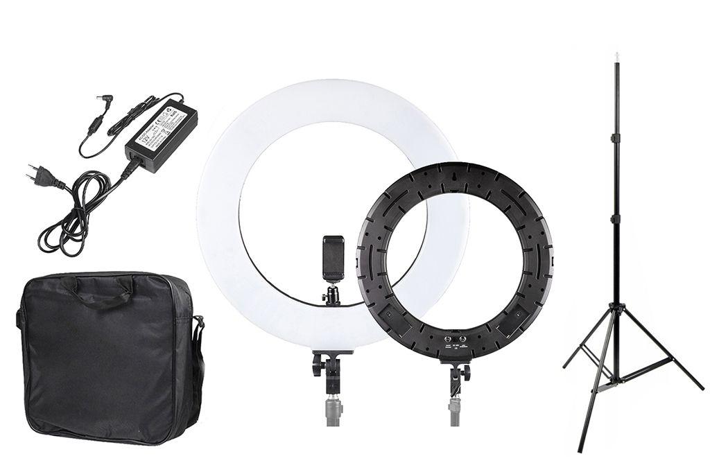 Combo Đèn Led Ring Light RL480 và phụ kiện
