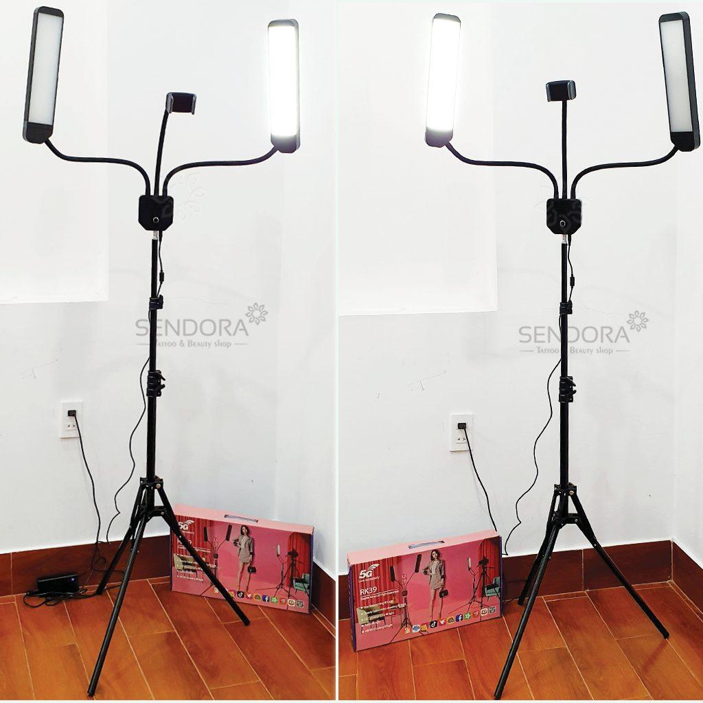 Đèn phun xăm – Đèn spa – Đèn trang điểm – Nối mi – Có hỗ trợ liveStream