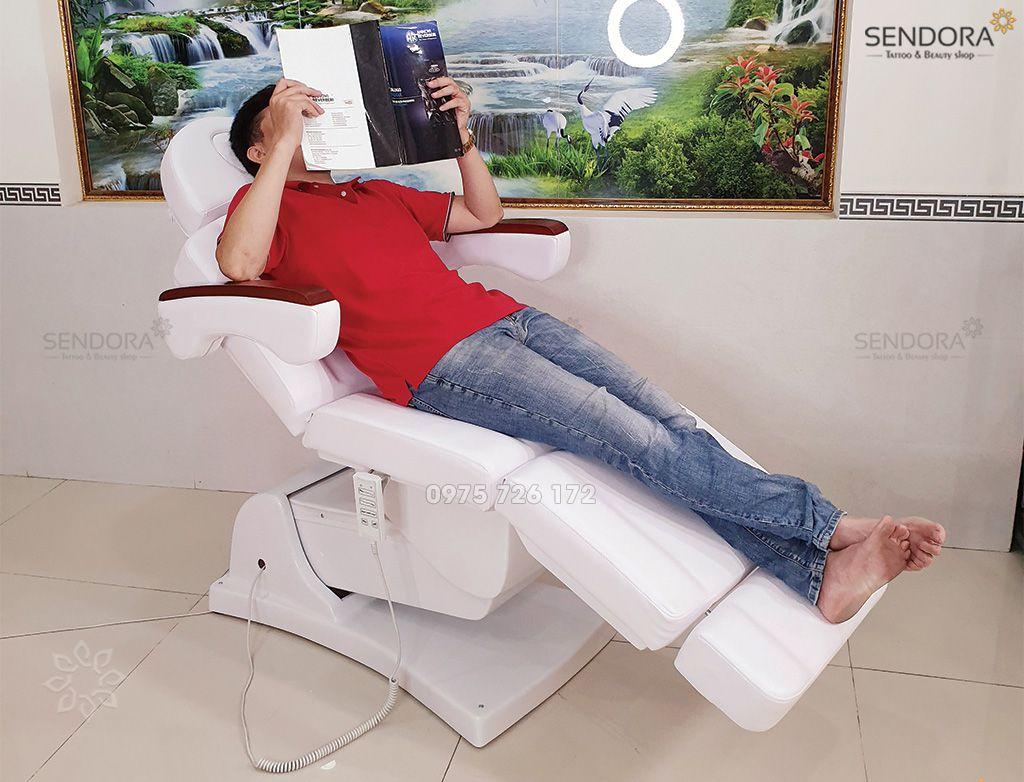 Giá giường thẩm mỹ chỉnh điện cho spa tại thành phố HCM