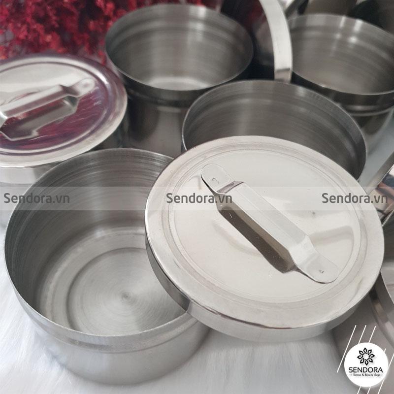 Hũ đựng bông được cung cấp bởi Sendora.vn