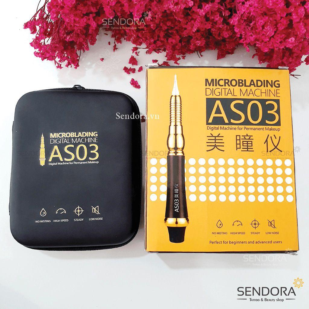 Máy phun xăm mini Giant Sun AS03 chính hãng Đài Loan