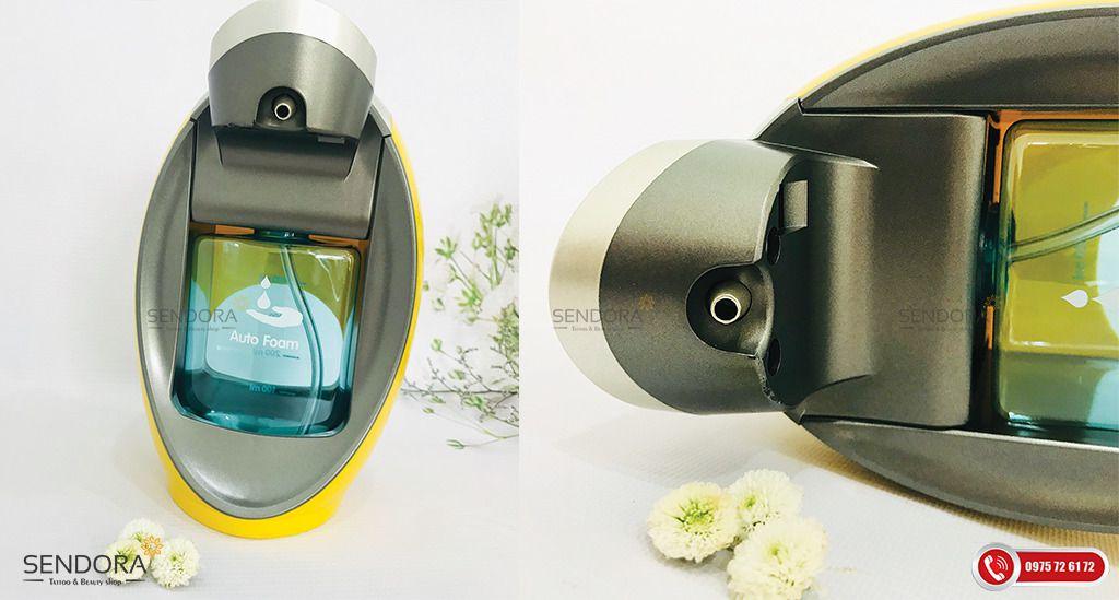 bình tạo bọt rửa tay tự động