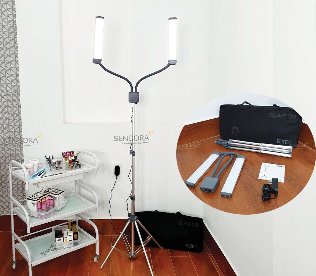 đèn phun xăm glamcor cao cấp giá tốt freeship nội thành tphcm