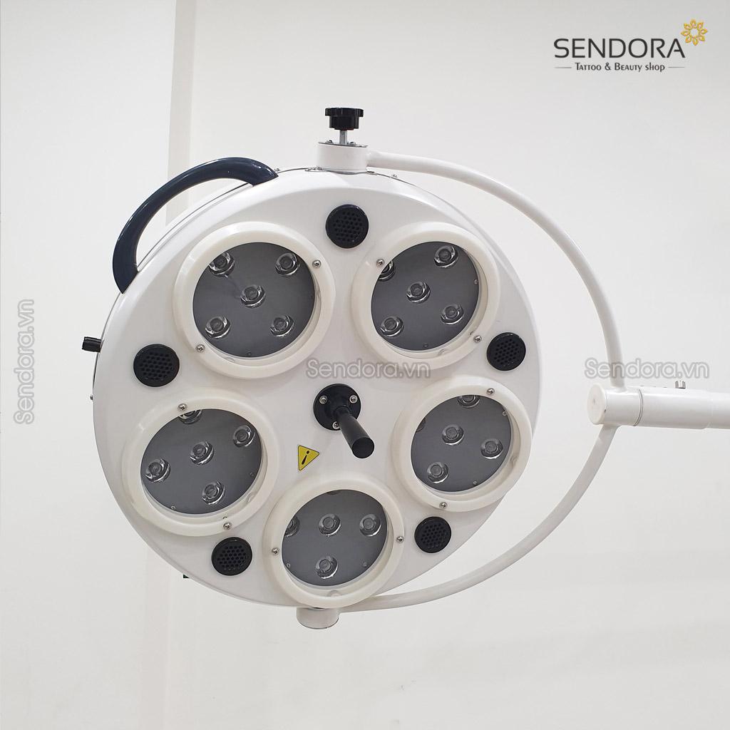 đèn mổ phẫu thuật di động cao cấp chất lượng