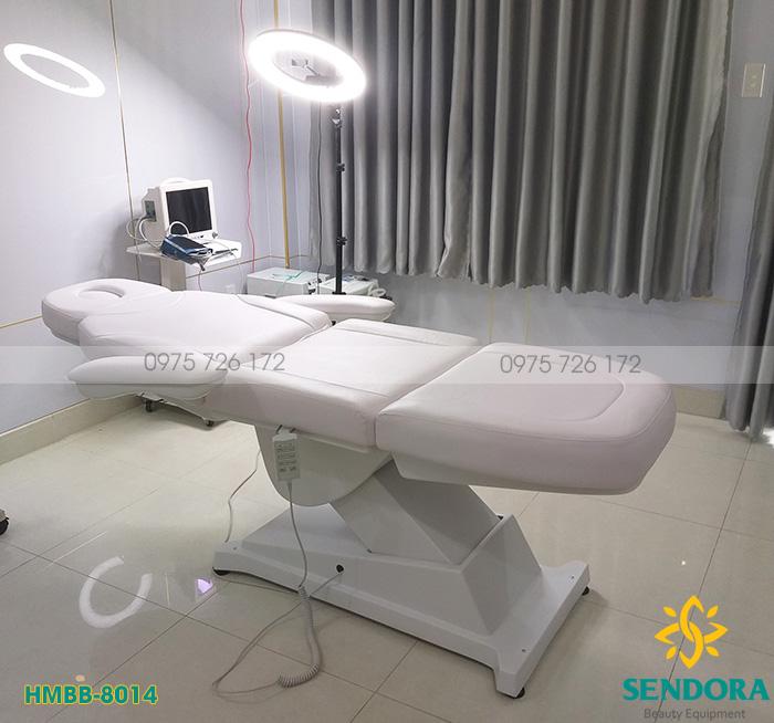 Giường phẫu thuật thẩm mỹ chỉnh điện đáng mua nhất