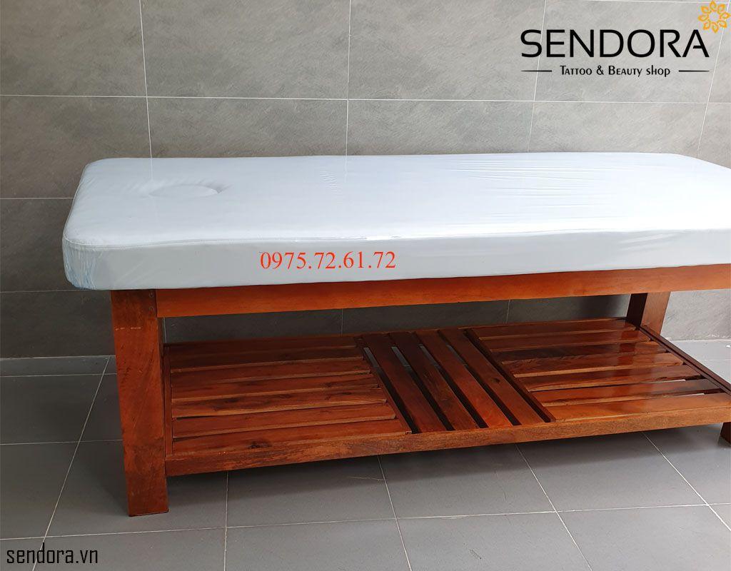 giường gỗ spa cao cấp, chất lượng, giao hàng tận nơi toàn quốc, giá tốt nhất TPHCM