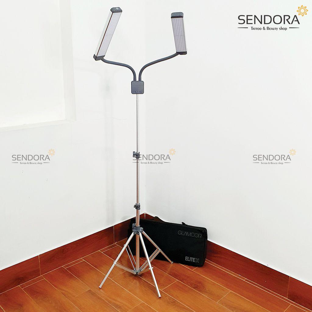đèn nối mi glamcor cao cấp của Mỹ, hàng chính hãng cao cấp, giao hàng tận nơi toàn quốc