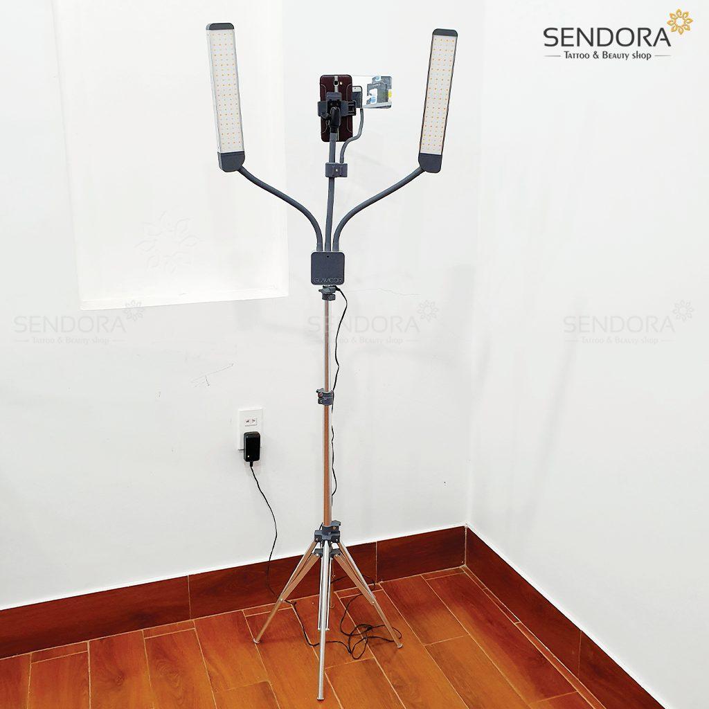 đèn led livestream glamcor cao cấp, chất lượng ,giá tốt TPHCM