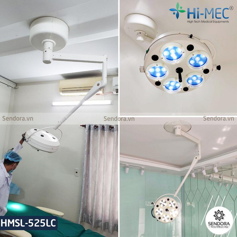 Đèn tiểu phẫu treo trần bóng Led HI-MEC HMSL-525LC