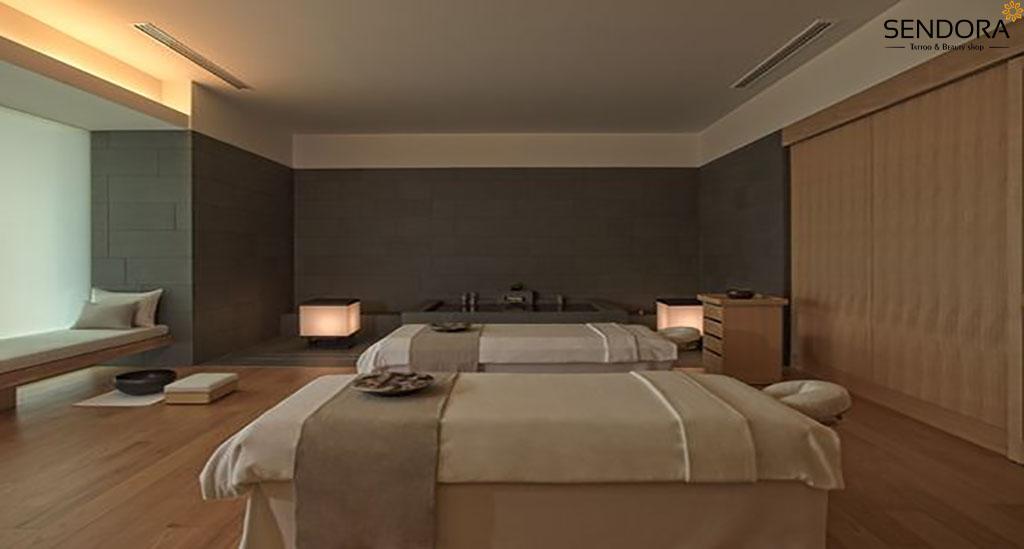 giường spa đẹp tại sendora