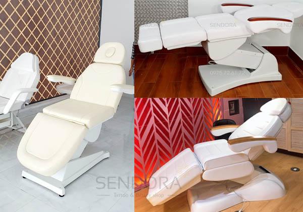giường phẫu thuật thẩm mỹ chỉnh điện giá rẻ