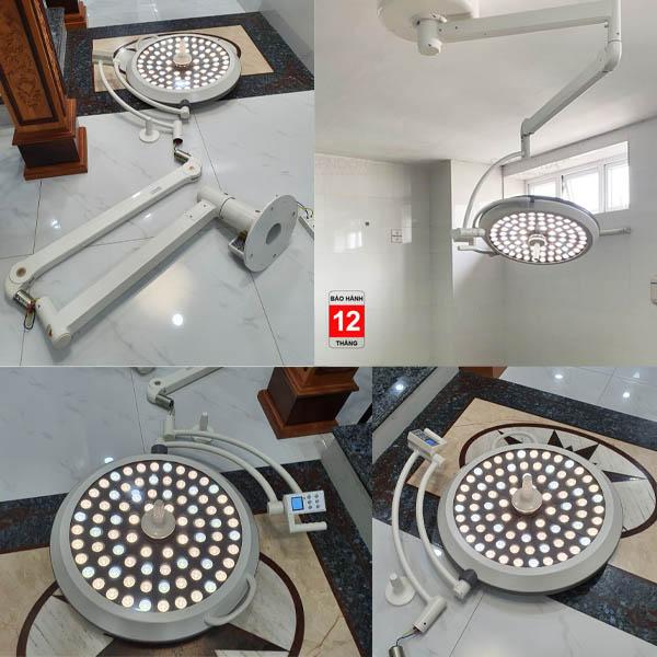 đèn mổ treo trần bóng led 700mm