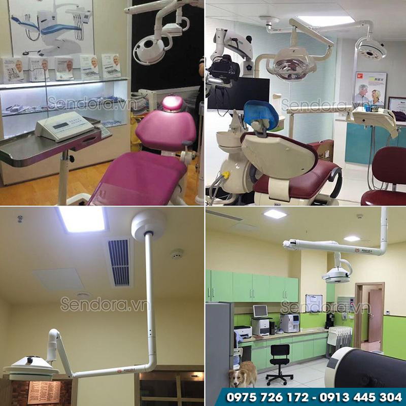 Đèn mổ thẩm mỹ, đèn led phẫu thuật giá tốt tại tp HCM