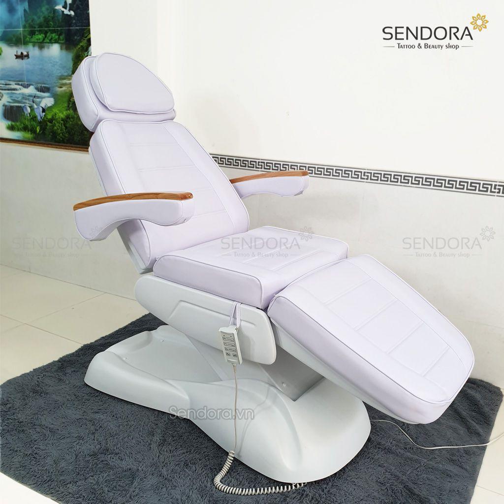 Ghế thẩm mỹ chỉnh điện, ghế spa điện