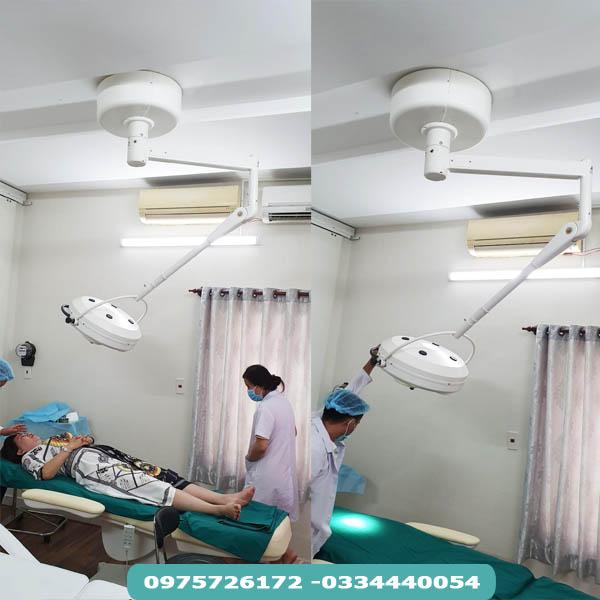 đèn phẫu thuật thẩm mỹ cao cấp