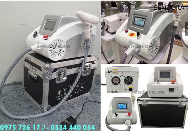 Máy xóa xăm laser yag mini cao cấp chất lượng tphcm