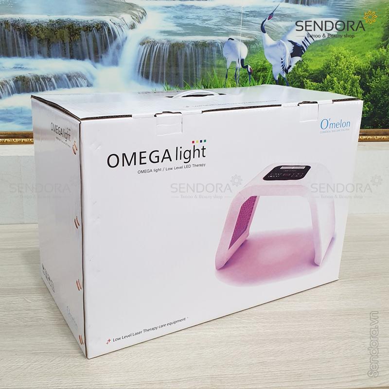 Đèn ánh sáng sinh học 7 màu Omega Light chính hãng
