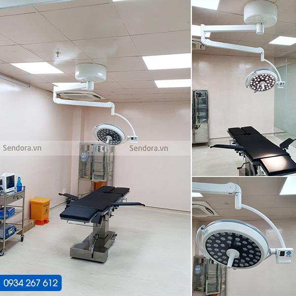 Đèn phẫu thuật treo trần Hi-Mec HMSL-500C Full Led