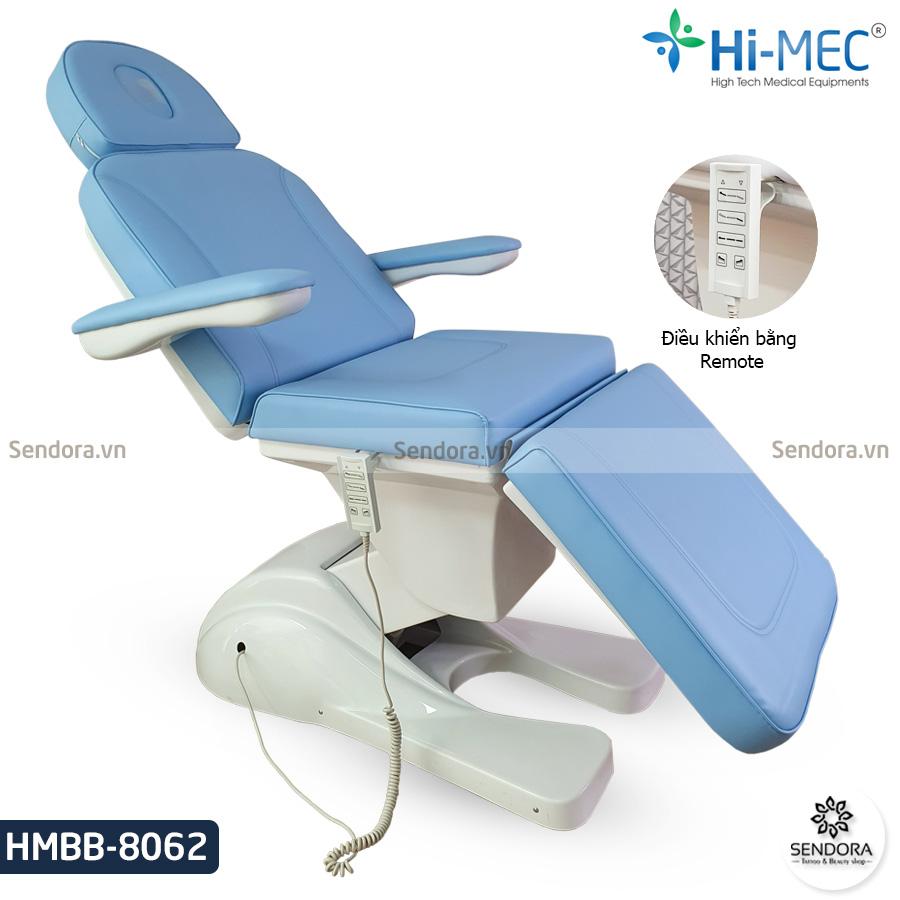 Giường tiêm Filler hi-mec HMBB-8062, giường tiêm Filler chỉnh điện