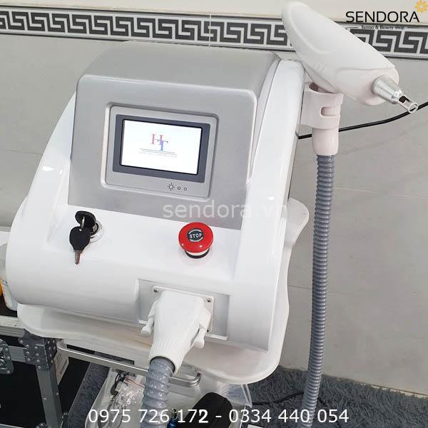 máy laser xóa xăm cao cấp chất lượng