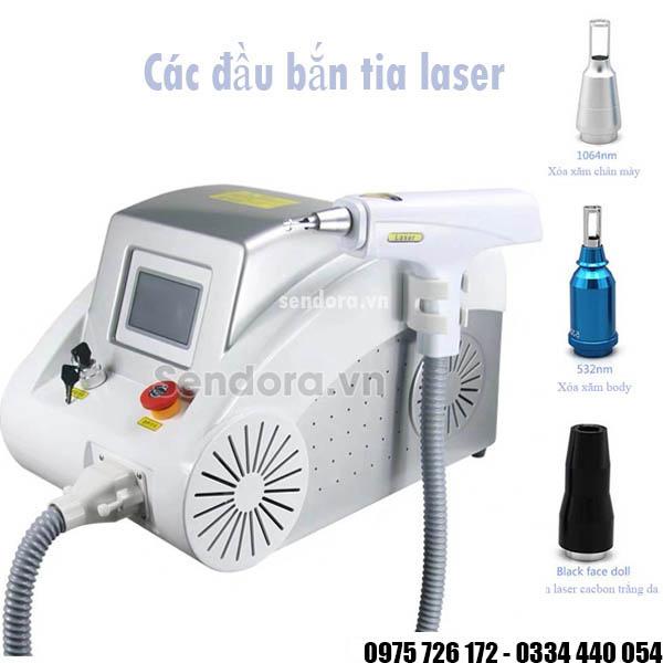máy laser xóa hình xăm chất lượng