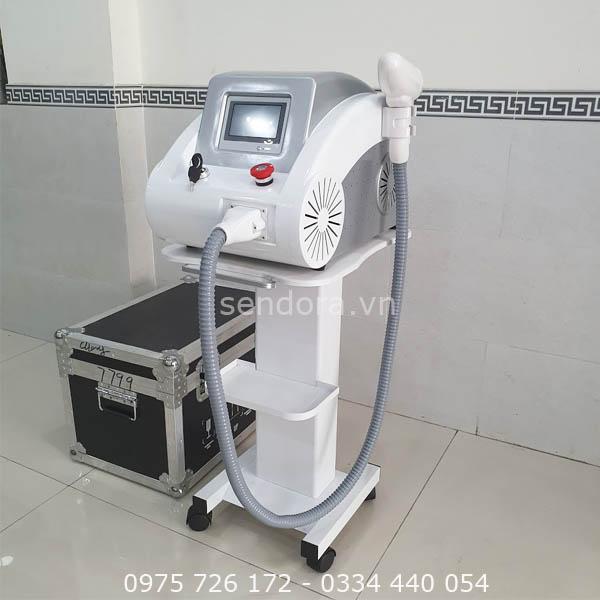 máy xóa xăm mini giá rẻ uy tín chất lượng tphcm