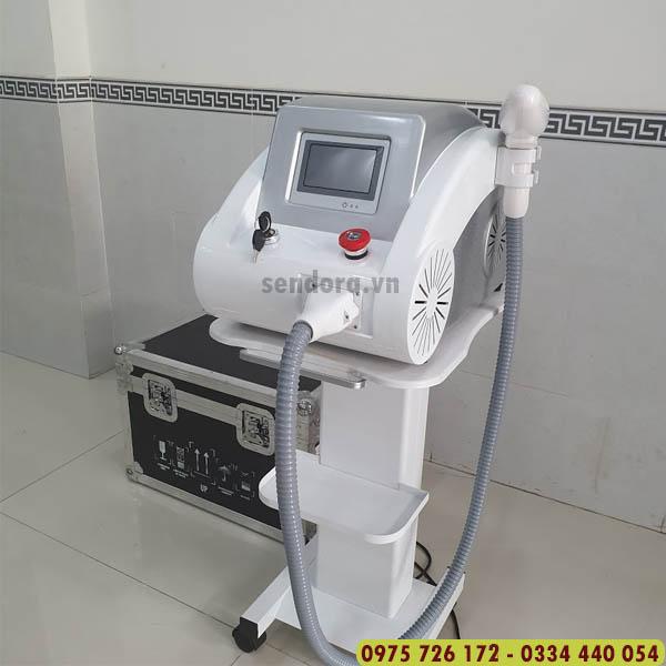 máy laser xoa xăm mini giá bao nhiêu, mua loại nào?