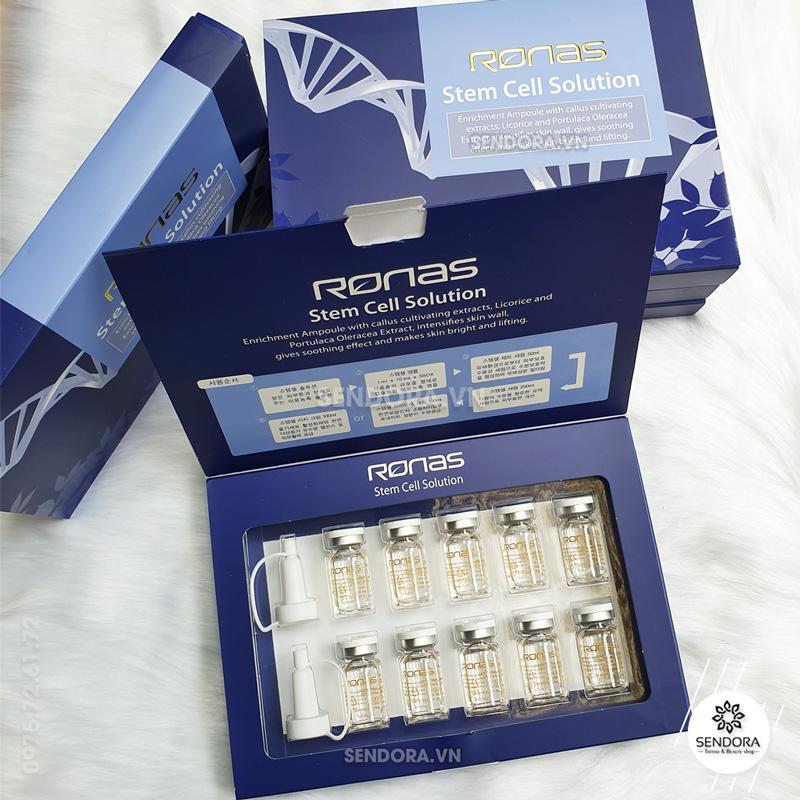 Tế bào gốc Ronas Stem Cell Solution – Hàn Quốc