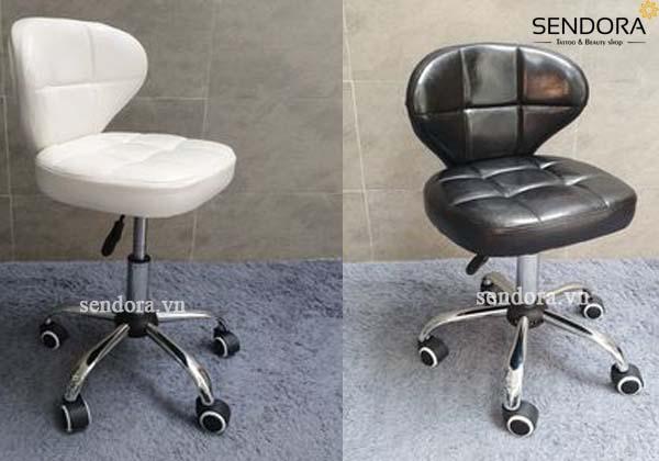 ghế xoay phun xăm cao cấp chất lượng tại sendora.vn