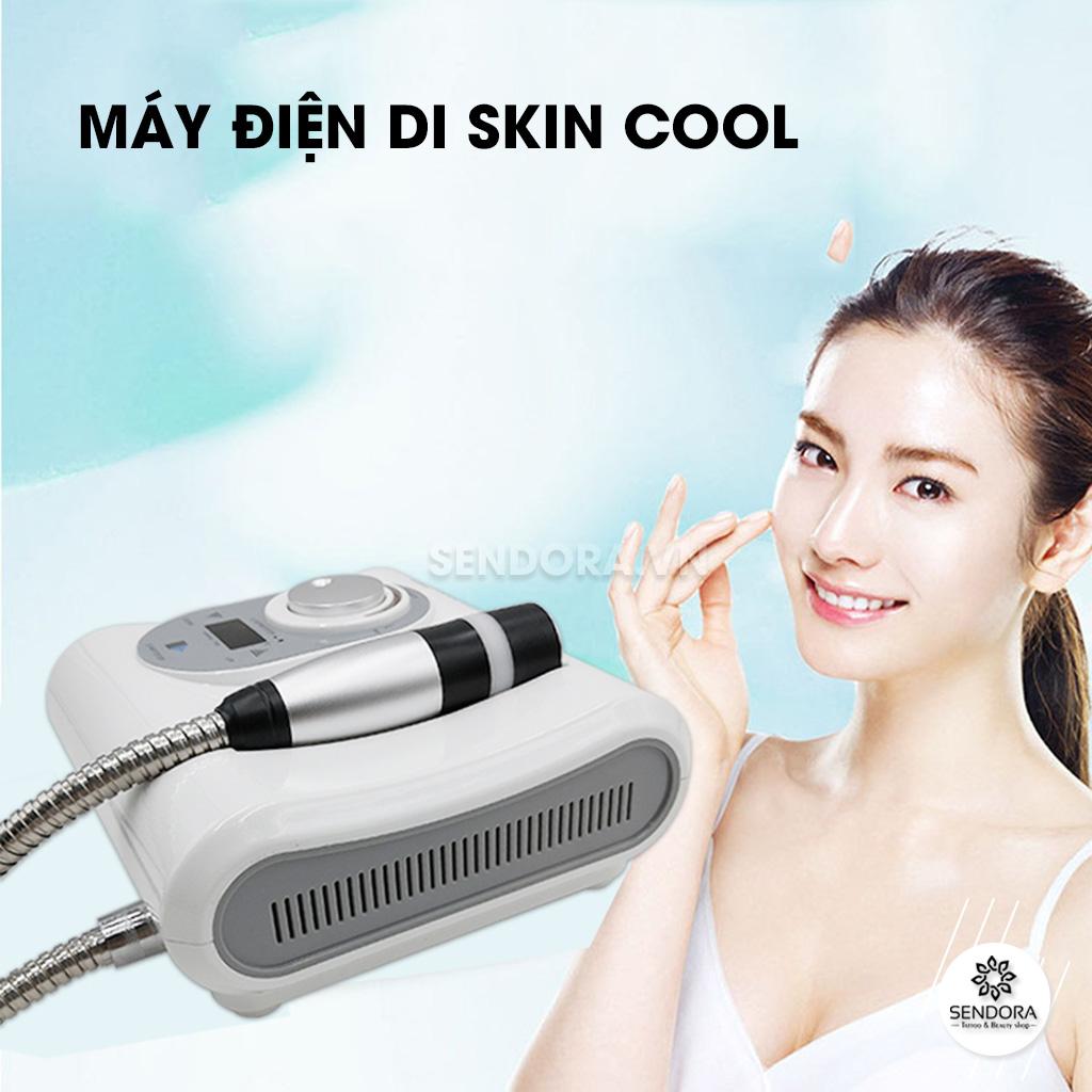 Máy điện di nóng lạnh Skin Cool