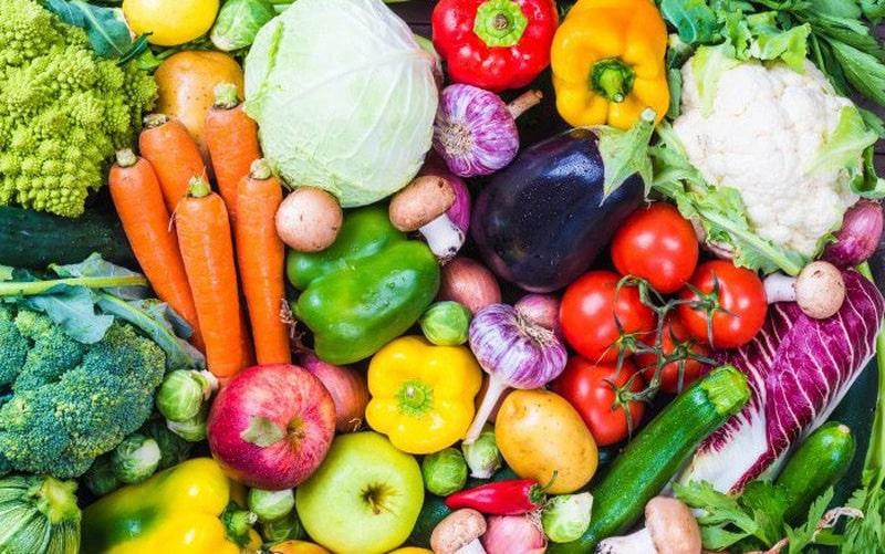 Những loại thực phẩm giàu chất xơ và vitamin