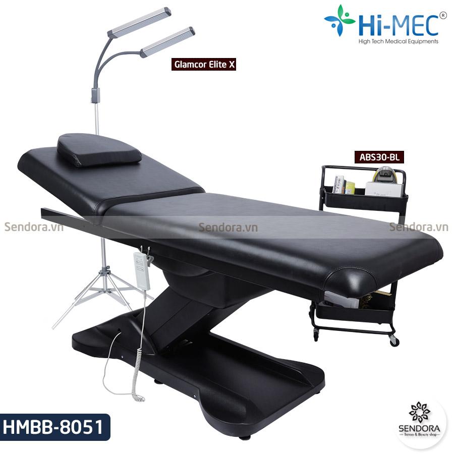 Giường phẫu thuật chỉnh điện Hi-Mec HMBB-8051