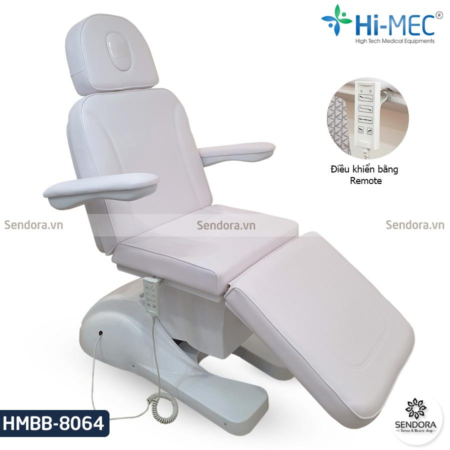 Giường tiêm Filler thẩm mỹ chỉnh điện HI-MEC HMBB-8064