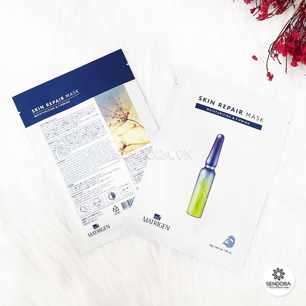 Mặt nạ Matrigen Skin repair mask 10 miếng / box