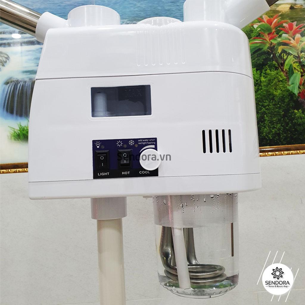 Cần xông hơi nóng lạnh 2 đầu KL-838