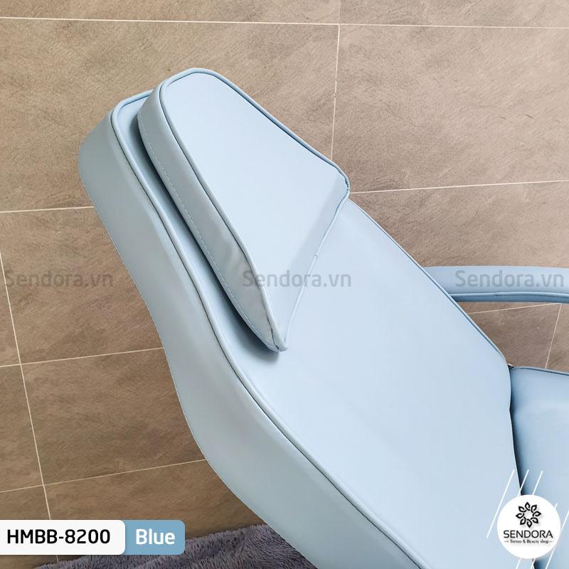 Đường may tì mỉ của giường phun xăm thẩm mỹ Hi-Mec HMBB-8200