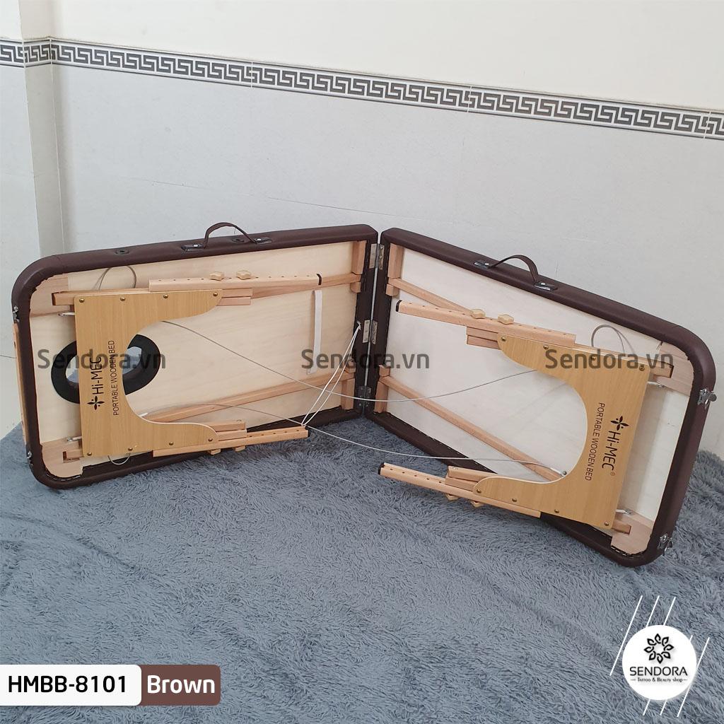 Giường vali Hi-MEC gấp gọn dễ dàng