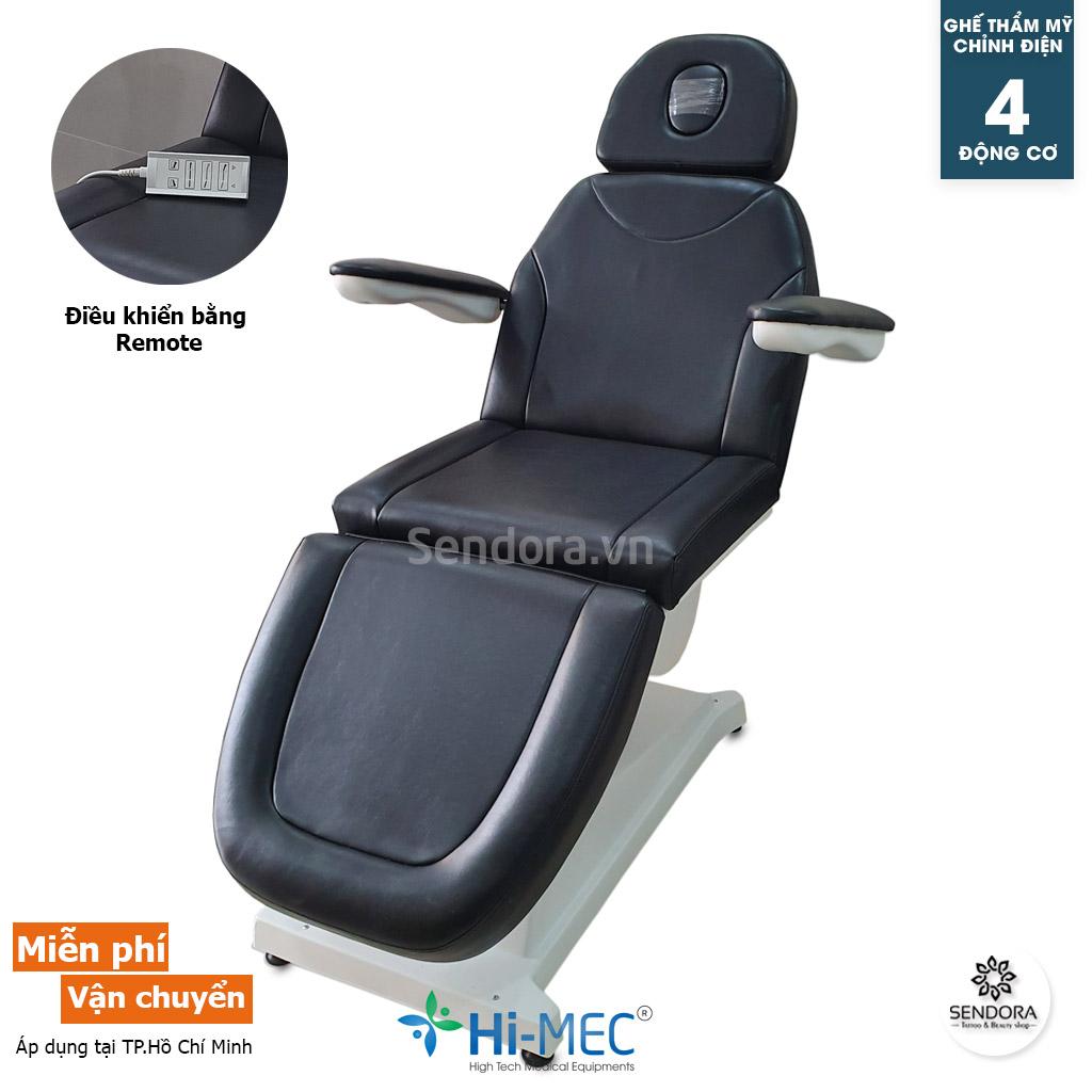 Giường phun xăm chỉnh điện Hi-Mec HMBB-8011