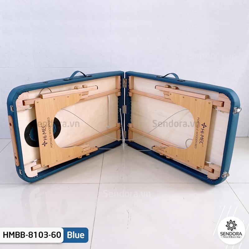Giường vali cao cấp mang thương hiệu riêng Hi-MEC