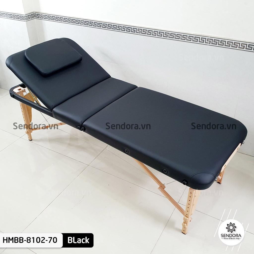 Giường phun xăm vali HMBB-8102-70