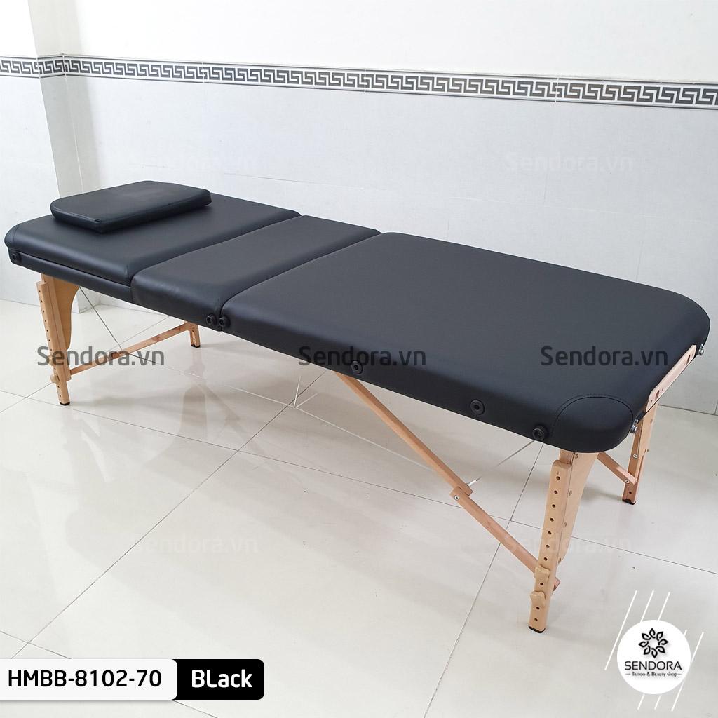 Giường vali ứng dụng trong phun xăm, spa, thẩm mỹ