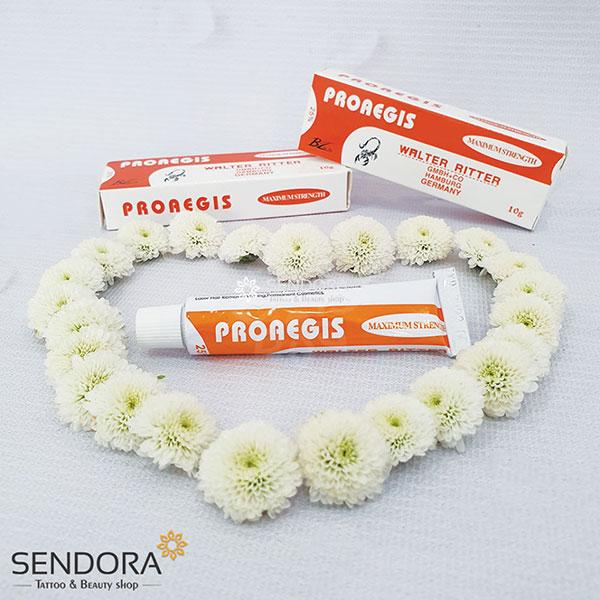Kem tê bọ cạp Proaegis có thành phần lidocaine và prilocaine ở mức rất an toàn