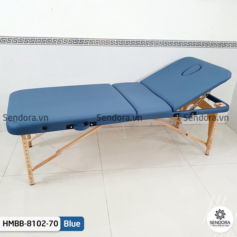 Giường massage xếp gọn vali hi-mec HMBB-8102-70