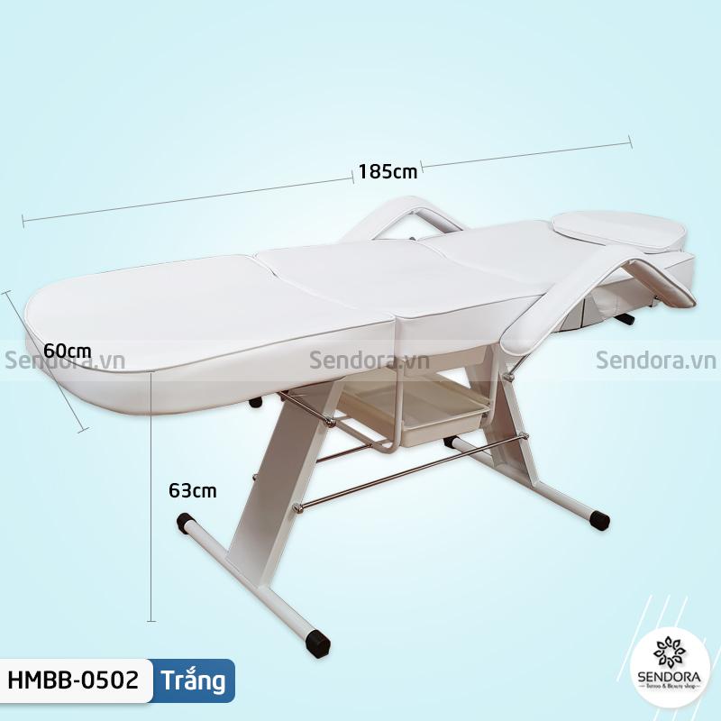 Kích thước giường tiêm Filler Hi-Mec HMBB-0502