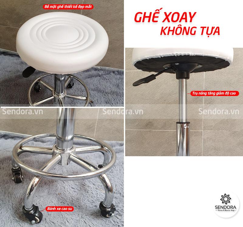 Ghế xoay Spa giá rẻ tp Hồ Chí Minh