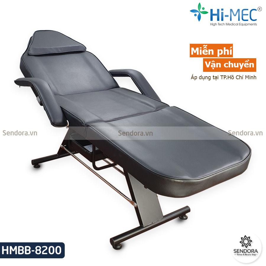 Ghế phun xăm thẩm mỹ Hi-Mec HMBB-8200