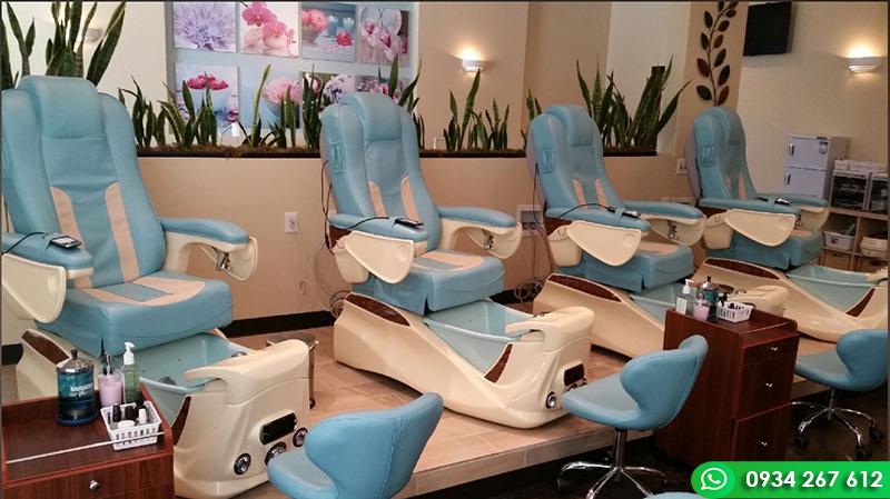 Địa chỉ bán ghế nail massage nhập khẩu tại tp HCM